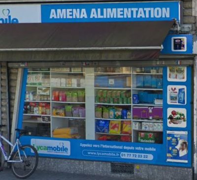Amena Alimentation