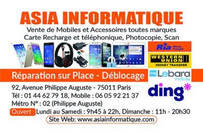 ASIA Informatique