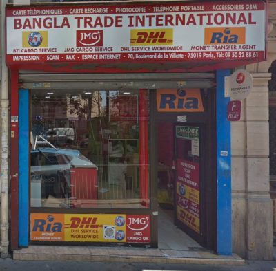 Bangla Trade International