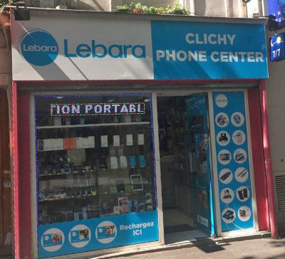Clichy Phone Center