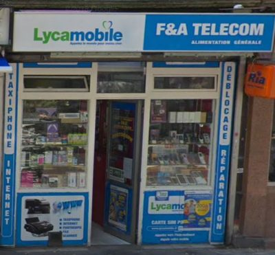 F & A Telecom