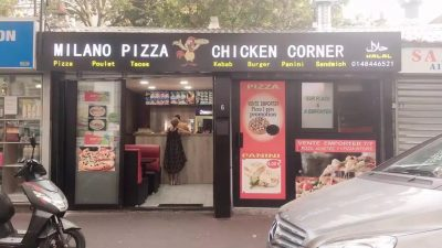 Milano Pizza Chicken Corner