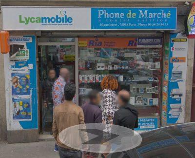 Phone de Marche